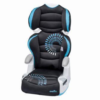 Evenflo Big Kid AMP Booster Car Seat