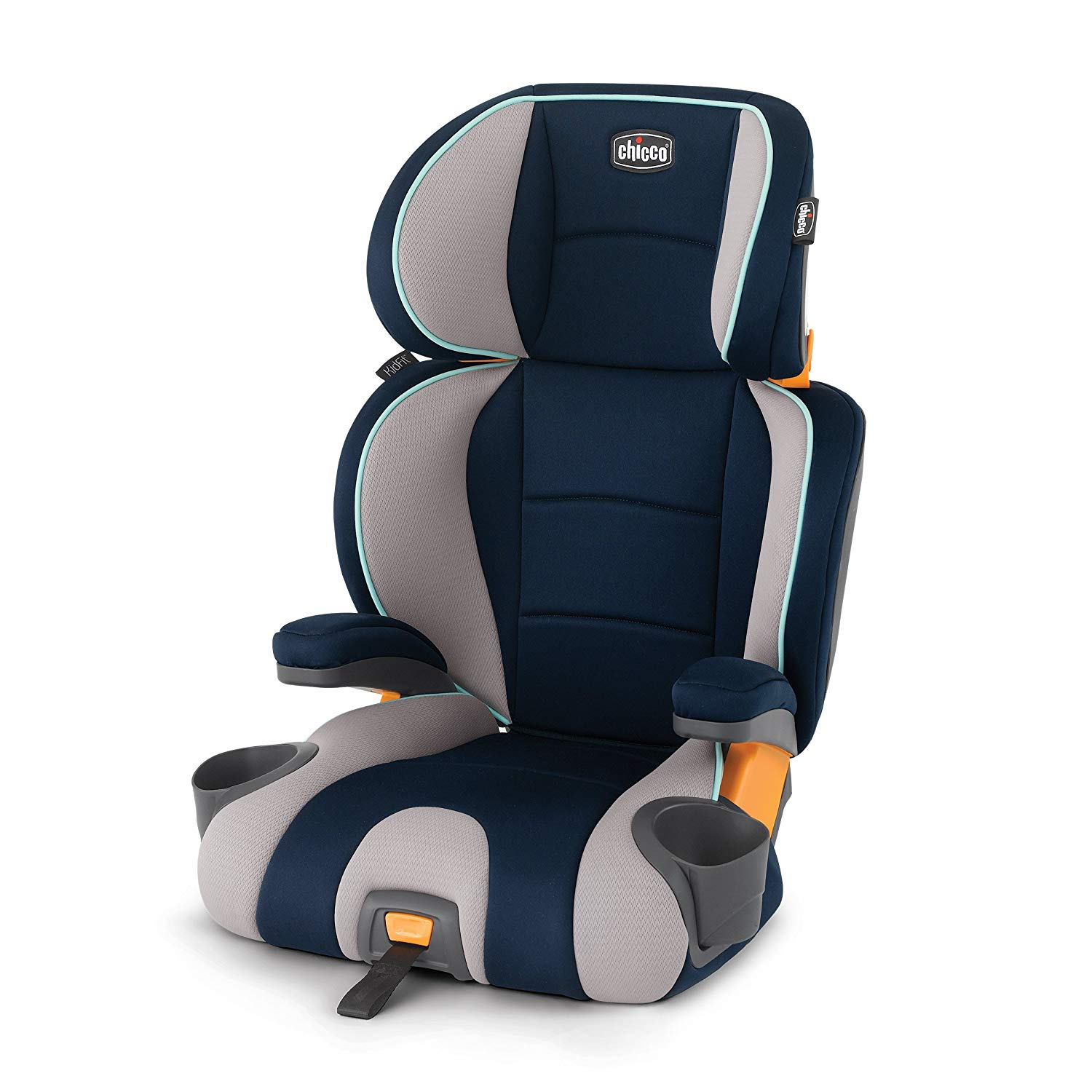 Chicco KidFit 2-in-1 Belt-Positioning Booster Car Seat